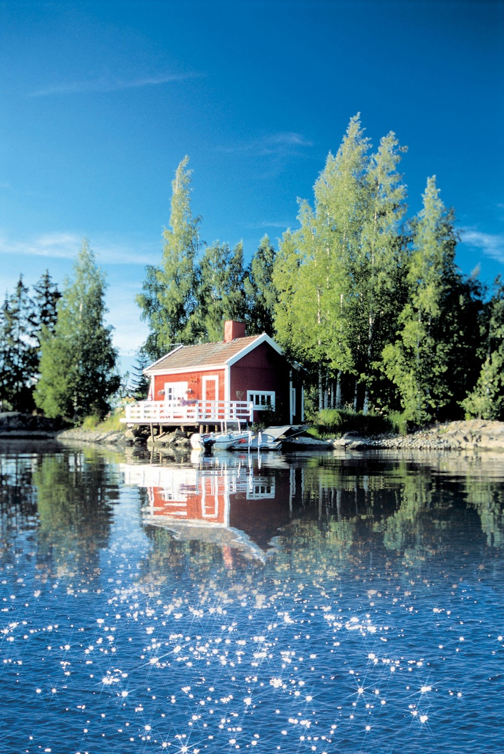 What about spending your vacations in beautiful #Finland ?