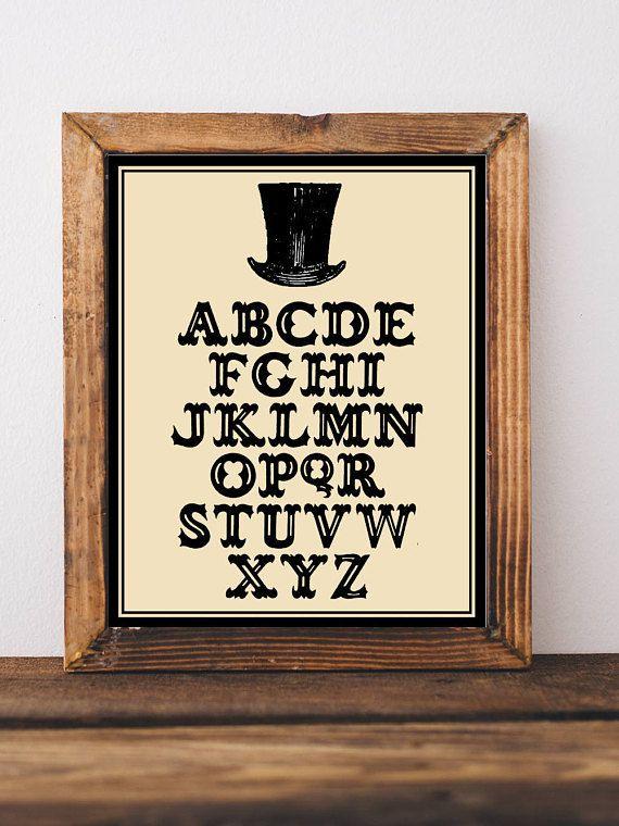 Little Gentleman Nursery Alphabet Poster, Alphabet Print, Vintage Nursery Decor, Boy Nursery Art, Little Man Nursery, Boy Bedroom Wall, Boy Nursery Inspo, Nursery Inspiration, Victorian Nursery