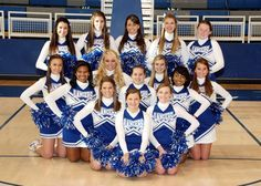 group cheer picture poses - Google Search