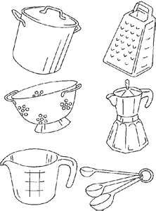 Kitchen Tools Drawings 96 best embroidery ideas - food & kitchen images on pinterest