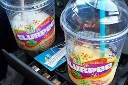 Slurpee - Wikipedia, the free encyclopedia