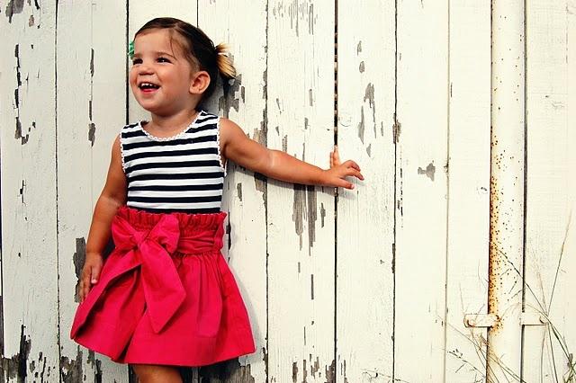 girl's striped tank dress tutorialDresses Pattern, Little Girls, Dress Tutorials, Dresses Tutorials, Tanks Dresses, Icandy Handmade, Girls Outfit, Three Parts Harmony, Little Girl Dresses