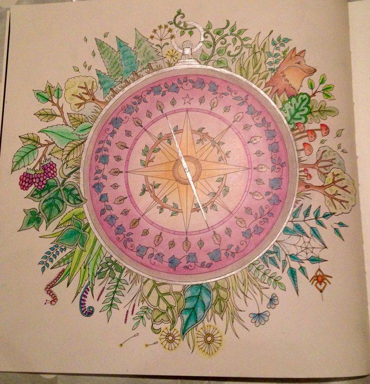 Kompas uit het betoverde woud