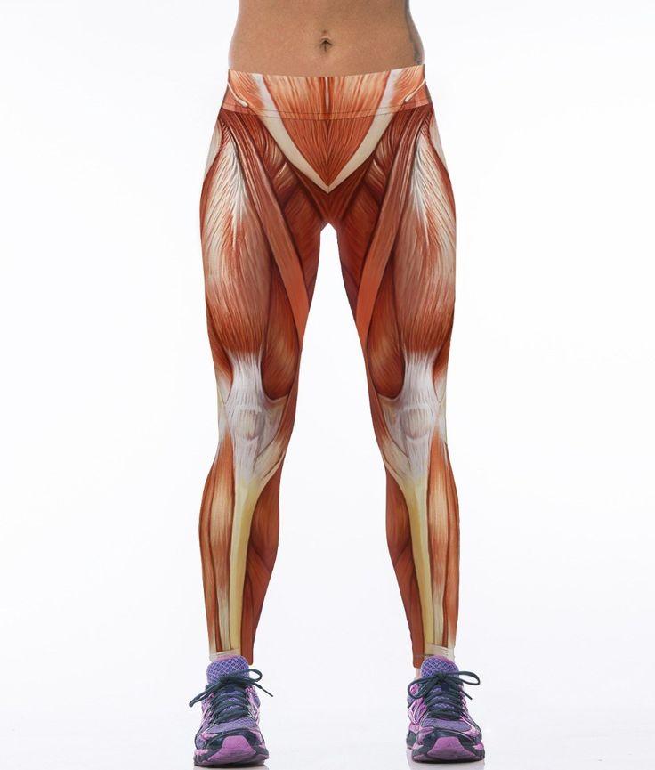 Muscle Queen, Fitness Leggings