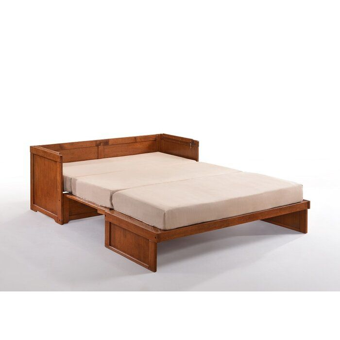 Canora Grey Barham Cube Queen Murphy Bed With Mattress Reviews Wayfair In 2020 Queen Murphy Bed Murphy Bed Space Saving Furniture Bedroom