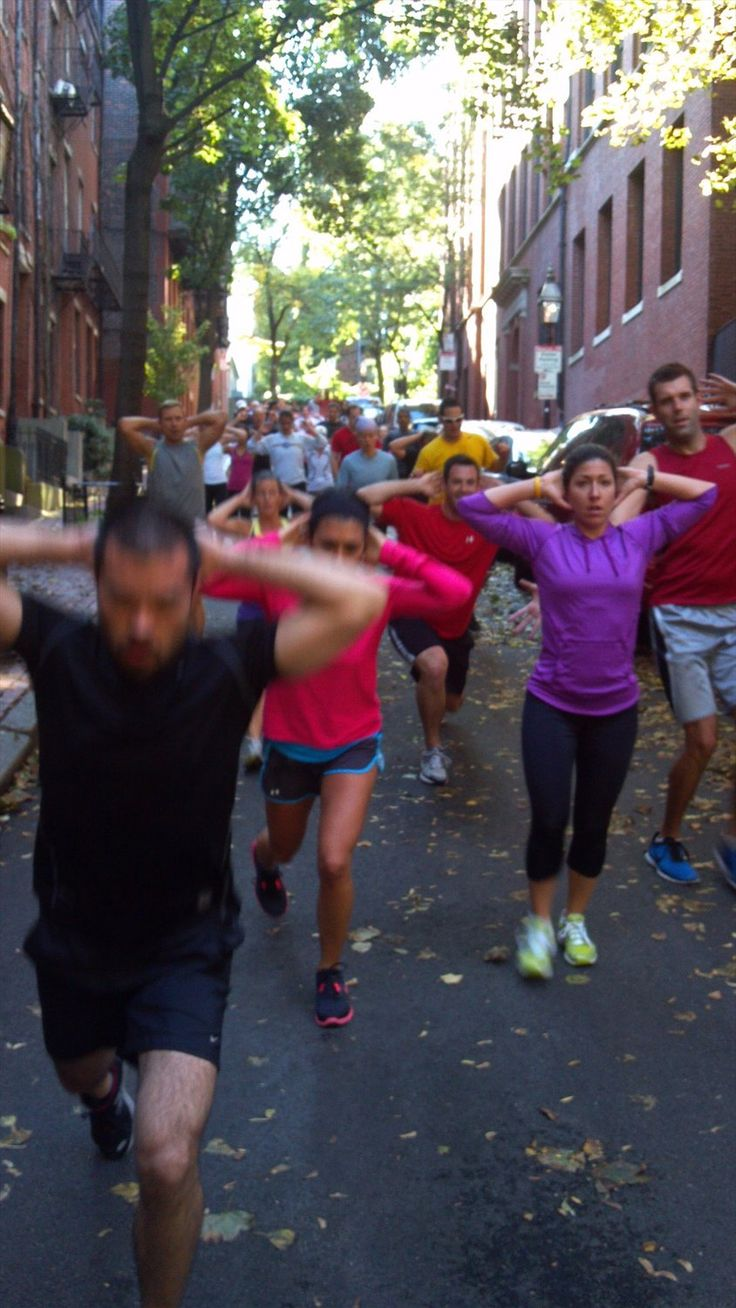 Yo's 90 Minute Boot Camp - BSC in the Boston area on the A-List... my favorite Bootcamp!Favorite Bootcamp