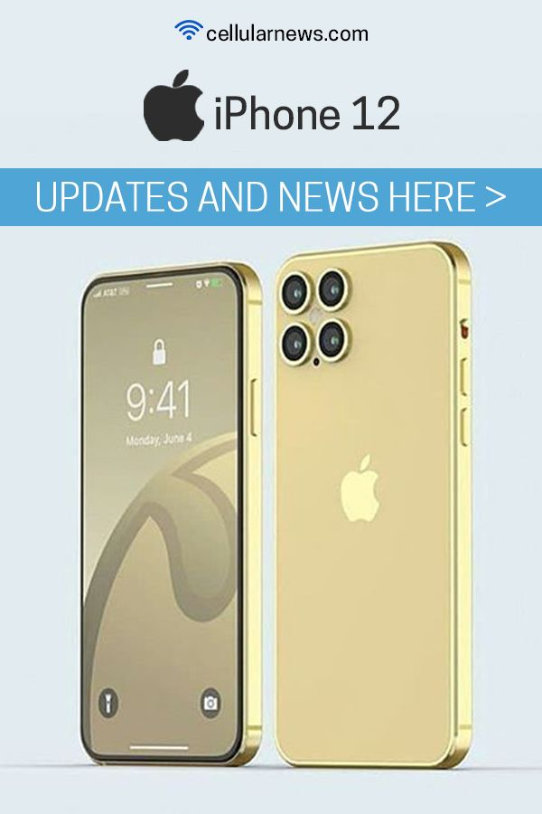 Released Date Of Iphone 12 Finally Announced In 2020 Iphone Samsung Phone Apple Phone Case