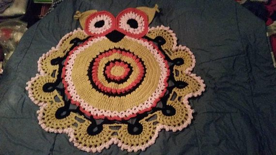 Check out this item in my Etsy shop https://www.etsy.com/listing/585243082/owl-rug-great-for-nursery-or-childs-room
