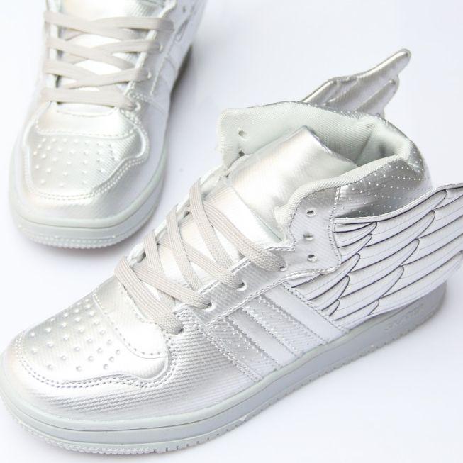 Shoes Mercury would wear.