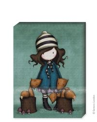Home & Gift :: Home Accessories :: Wall Art - SANTORO's Gorjuss, Popnrock, Swing Cards, tutti cuti, jeli deli, greeting cards, 3D cards, popup cards, stationery sets and more...