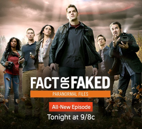 Fact or Faked: Paranormal Files TV Review