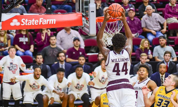Texas A&M's Robert Williams will return to school = Texas A&M Aggies talent Robert Williams will not enter the 2017 NBA Draft and instead return for his sophomore season, a source told FanRag Sports on Tuesday. A four-star recruit coming out of high school, many NBA Draft projections had the big man expected to go in the lottery portion of this year's draft. The 6-9 big man had…..