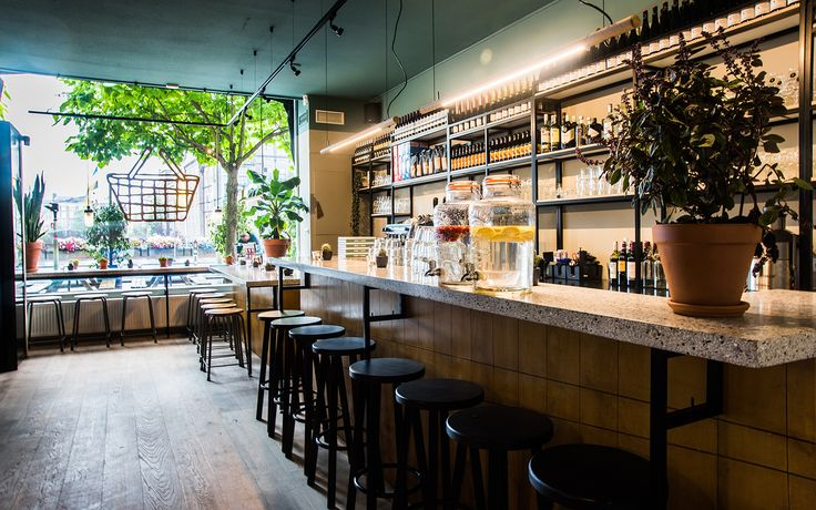 Instock, The Hague. Lunch - Brunch - Dinner? Find what you are looking for in this cool coffee hotspot!