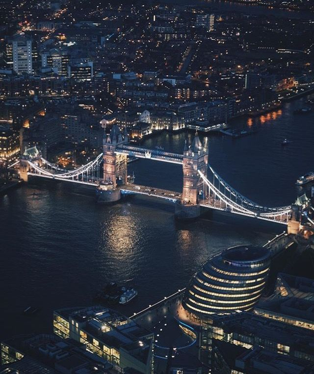 Favorite place of the world Ph: @london Instagram
