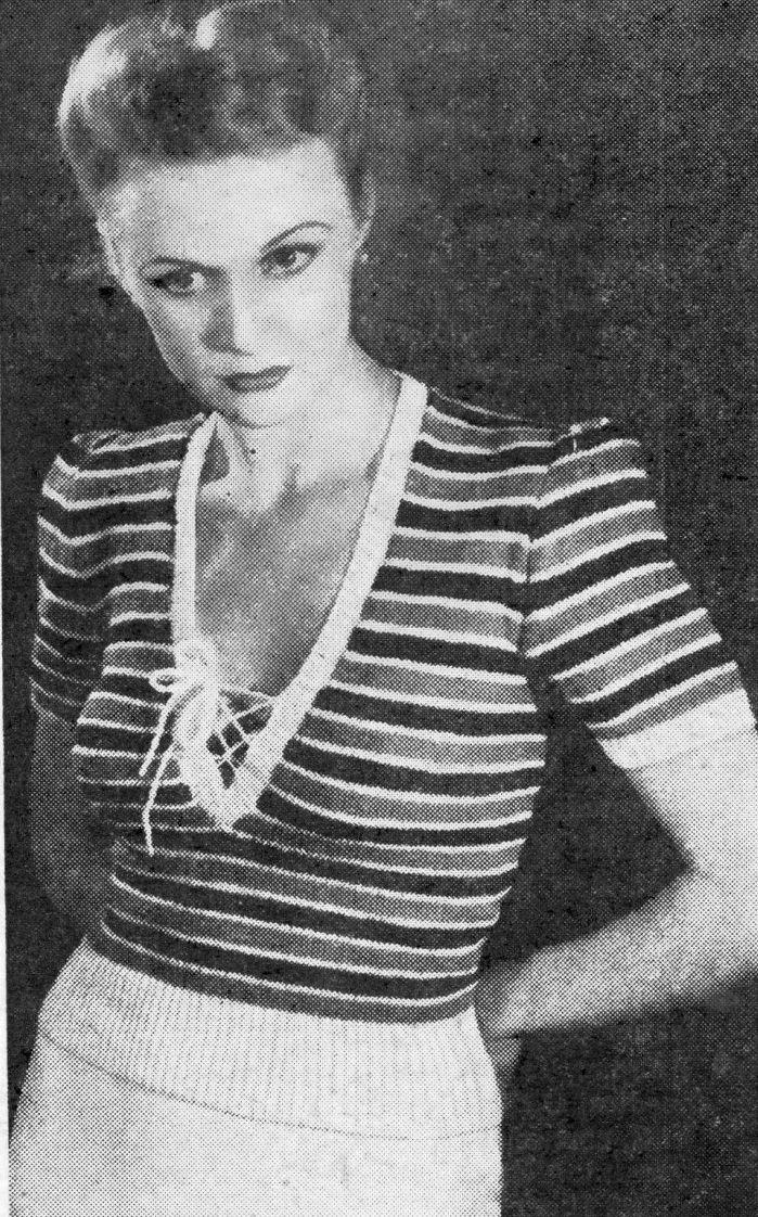 629 besten Vintage Knits Bilder auf Pinterest | Strickmuster ...