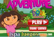 Juego de Dora La aventura del Museo | JUEGOS GRATIS: Dora tiene una aventura de explorar todo un meseo encontrando varios objetos y estrellas, observa bien ya que no tienes que dejar pasar estas cosas y cumplir bien la mision