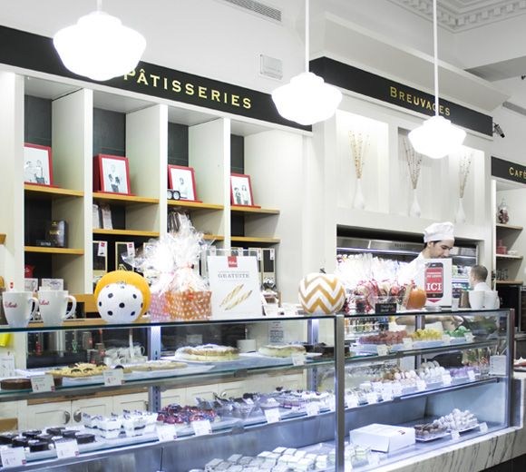 LEMAYMICHAUD | INTERIOR DESIGN | ARCHITECTURE | QUEBEC | CAFE | RESTAURANT | BAKERY | Café-boulangerie Paillard