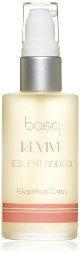Basq Revive Resilient Body Oil, 2 Fluid Ounce