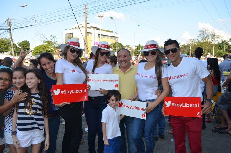 #SoyLiberal #YoSoyLiberal#Colombia #PartidoLiberal#PartidoLiberalColombiano#ParaQueVivasMejor