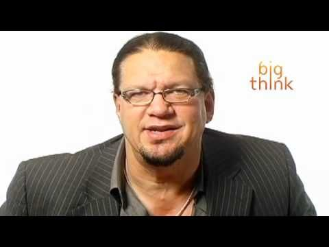 Penn Jillette Explores the Nature of True Respect