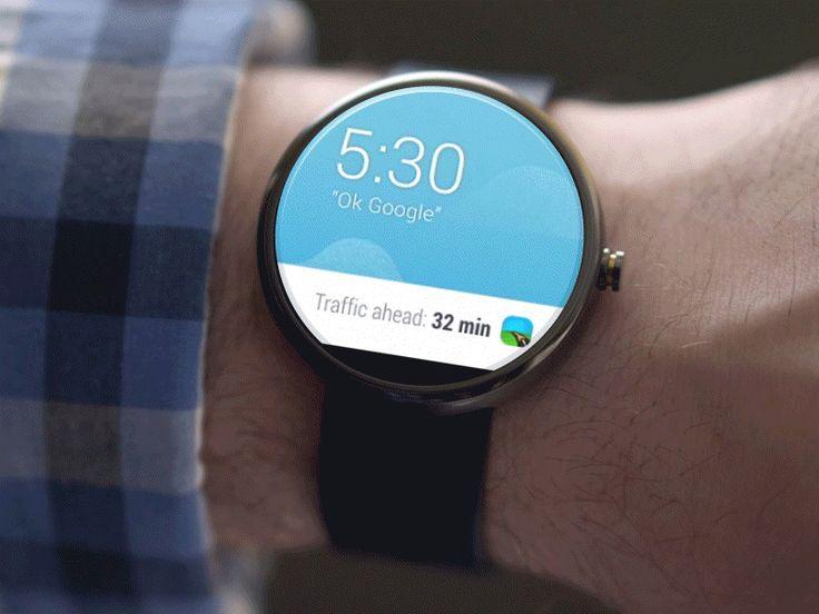 Sygic smart watch integration by Maros Holly