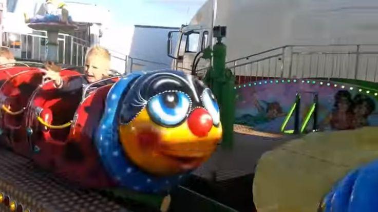 Outdoor activities: Carnival FunFair rides, Amusement park   carousel   ...