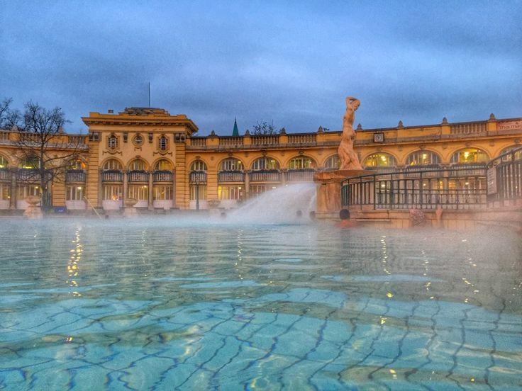 Beautiful Thermal Baths Ideas On Pinterest Budapest Thermal - The 5 best thermal baths in budapest