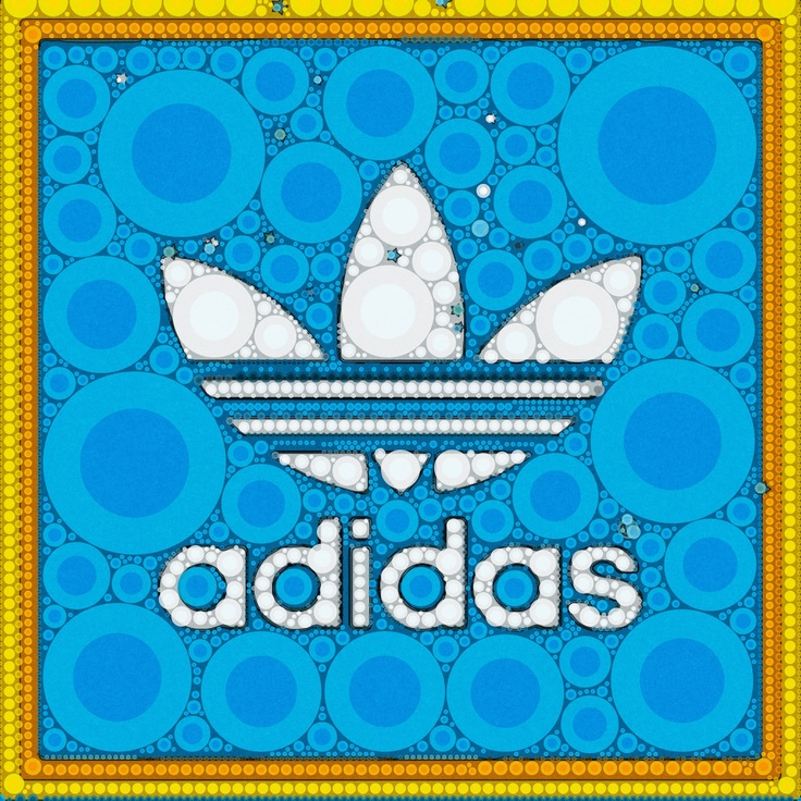 adidas percolated by @flytorcam