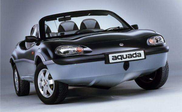 AQUADA–wild amphibian car: Aquada Wild Amphibians, Small Cars, Sports Cars, 26 Knot, Cars Boats, Amphibious Vehicles, Amphibians Cars, Amphibious Cars, Bov Vehicles