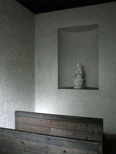 dom hans van der laan / jan de jong house
