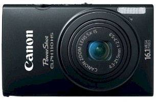 Canon PowerShot ELPH 110 HS   16.1 MP CMOS Digital Camera  with 5x Optical Image Stabilized Zoom 24mm Wide Angle Lens  and 1080p Full HD Video Recording (Black) SALE PRICE $172.00 US