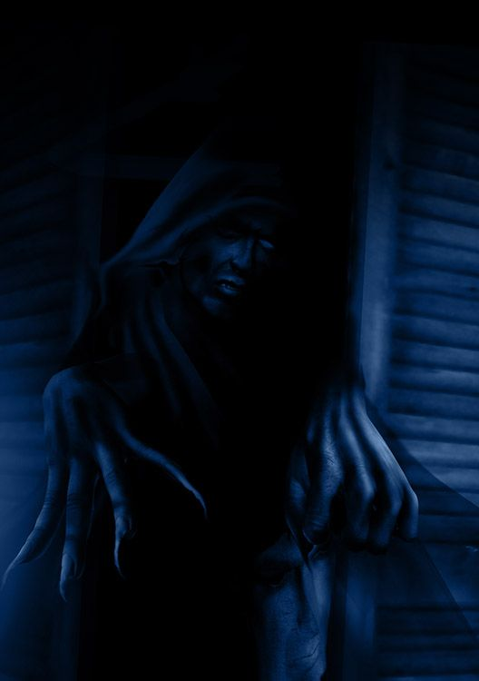 Nocna zmiana – projekt, Night shift, The boogeyman, Darek Kocurek