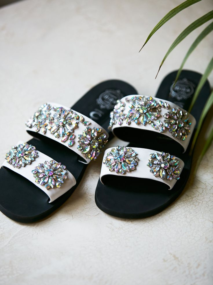 Jeffrey Campbell + Free People Surface Glitter Sandal at Free People  Clothing Boutique