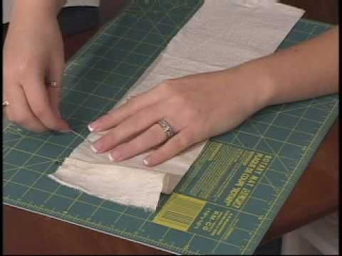 A tutorial on how to make box pleats.  Now go forth and trim your Victorian gown!