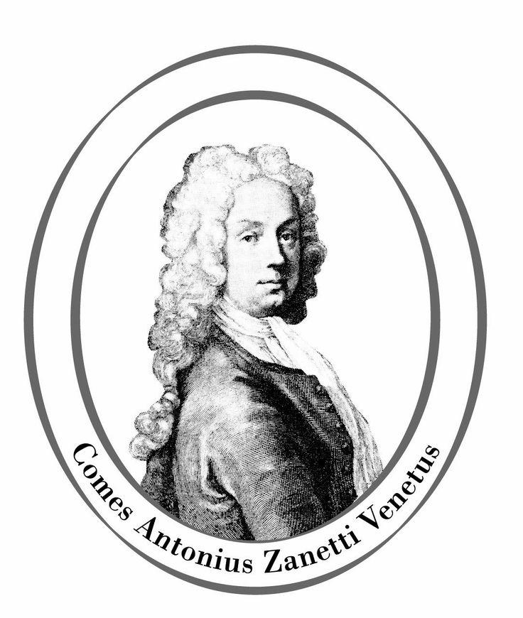 Anton Maria Zanetti, nobile veneziano
