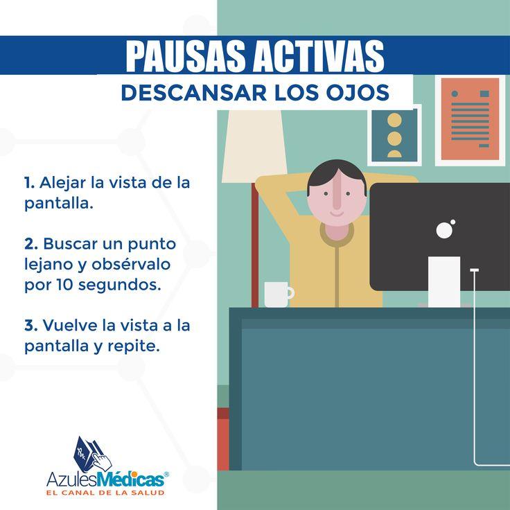 ¿#Contador ya hiciste tu pausa activa de la tarde? Recuerda que las enfermedades laborales pueden prevenirse. Cuídate, hoy es tu día #FelizDiadelContador  ►http://bit.ly/1mYJoIA