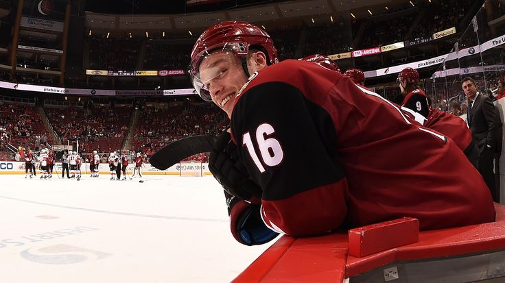Max Domi confident Coyotes will make playoffs