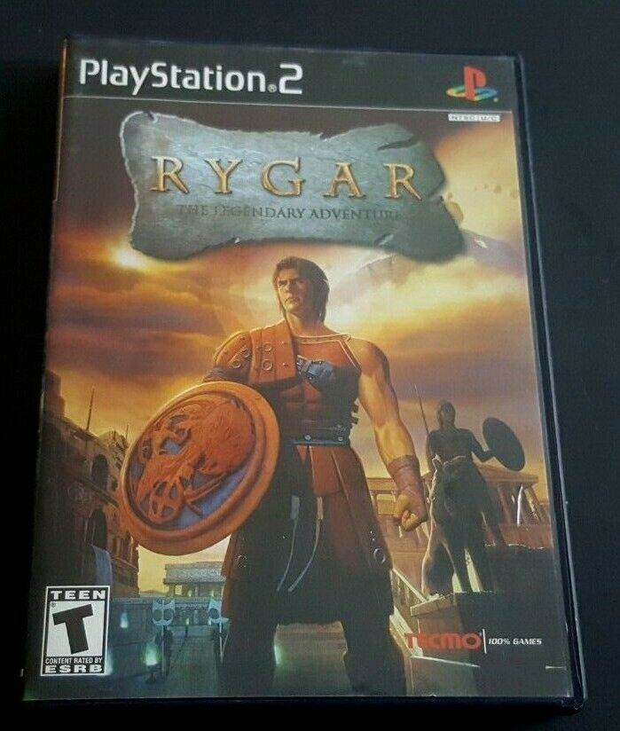 Playstation Ps2 Complete Game Rygar The Legendary Adventure