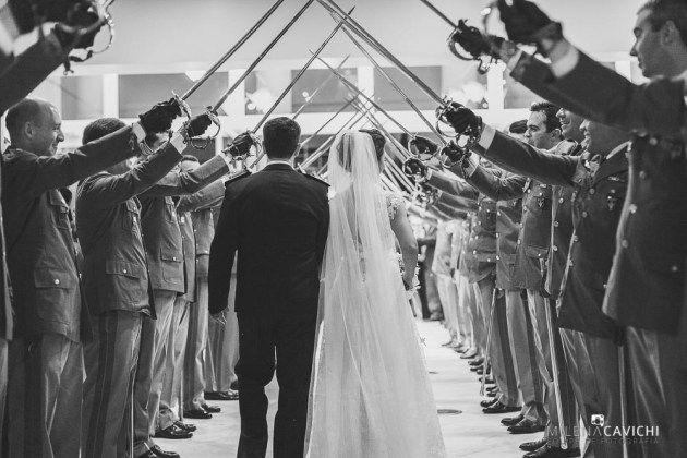 Casamento com honras militares www.guianoivaonline.com.br Guia Noiva