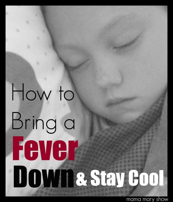 Kool Tools help relieve high fevers in kids