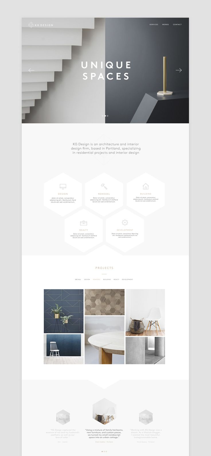 Picture of 16 designed by Sonia Castillo for the project KG Design. Published on the Visual Journal in date 10 November 2016