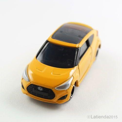 #TAKARATOMY #Tomica #KR02 #Hyundai #Veloster Turbo #Car #Toy