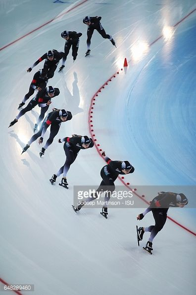 Shota Nakamura of Japan competes in the Men's 10000m during day two of the World All-round Speed Skating Championships at Hamar Olympic Hall on March 5, 2017 in Hamar, Norway.