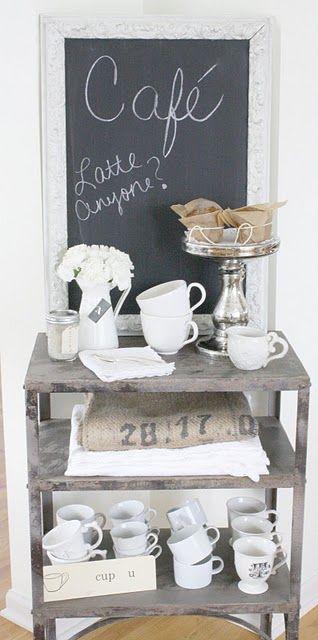 A cozy coffee corner - Songbird