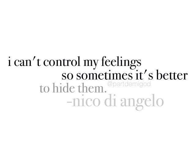 Nico Di Angelo Quotes. QuotesGram