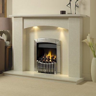 Modern Marble Fireplace Surround Only (reece)   eBay