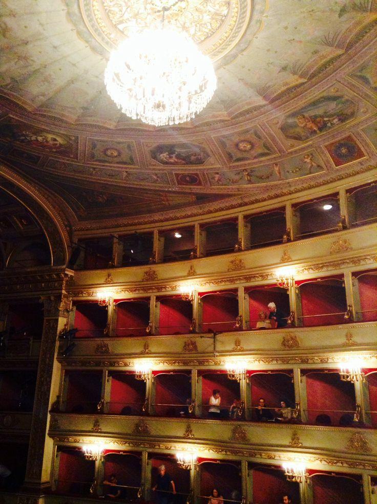 #Teatro Pergolesi #Jesi (AN)