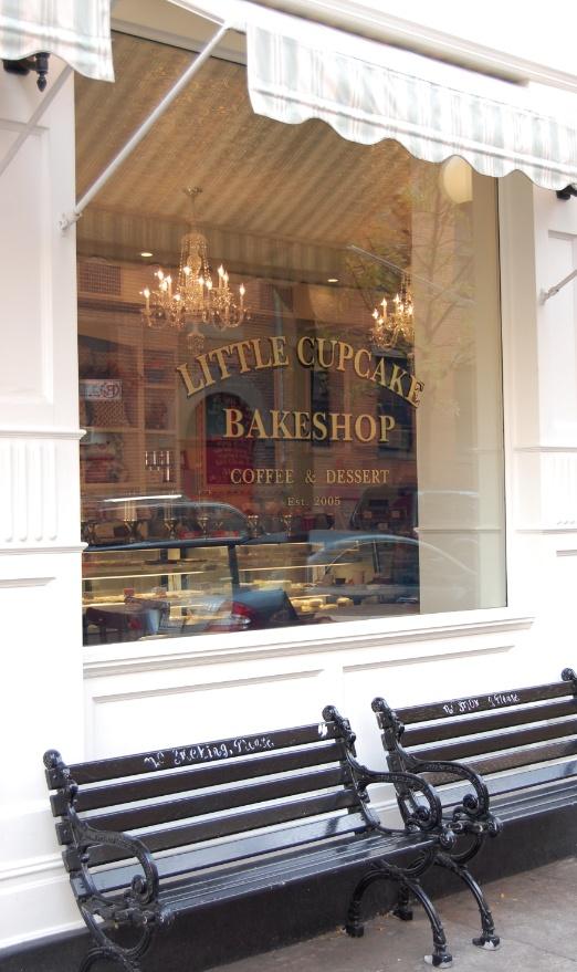 The Little Cupcake Bake Shop (NoLita, NYC)