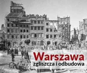 Dzieje.pl - portal prowadzony przez Muzeum Historii Polski i Polską Agencję Prasową - bogate zbiory informacji, artykułów, fotografii.   Np. - Galeria fotografii: Warszawa w 1945 r. i pierwsze lata powojenne w Polsce