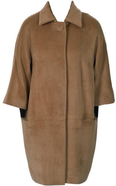 Пальто - выкройка № 131 из журнала 11/2013 Burda – выкройки пальто на Burdastyle.ru